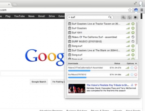 gratis muziek downloaden in je Chrome browser