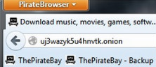 De Pirate Browser