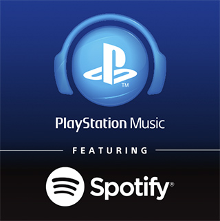 Playstation Music met Spotify.