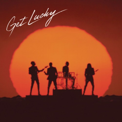 Daft Punk - Get Lucky vestigd records op Spotify